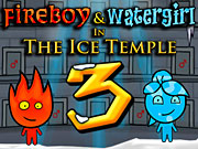 Play Fireboy and Watergirl 3 Ice Temple Online