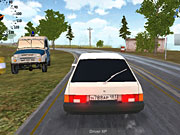 Play Russian Car Driver HD Online