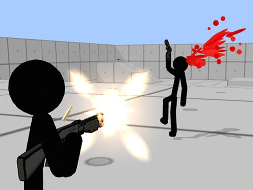 Play Stickman Gun Shooter 3D Online