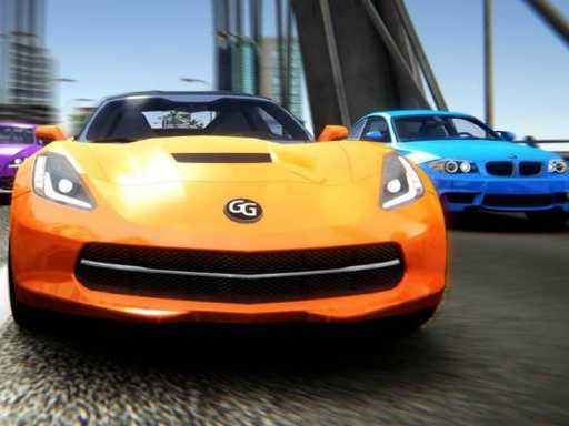 Play Drift Rush 3D Online