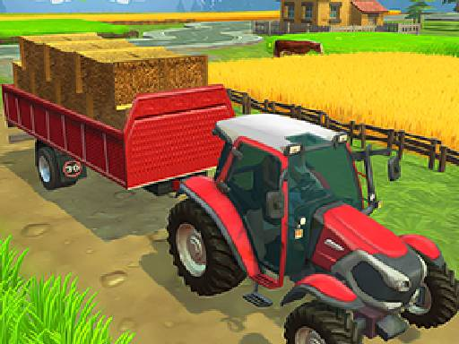 Play Farming Town Online