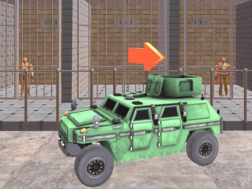 Play Prisonier Transport Simulator 2019 Online