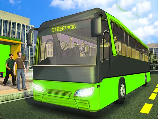 Play Super Bus Arena: Modern Bus Coach Simulator 2020 Online