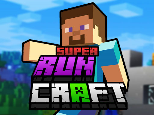 Play Super RunCraft Online