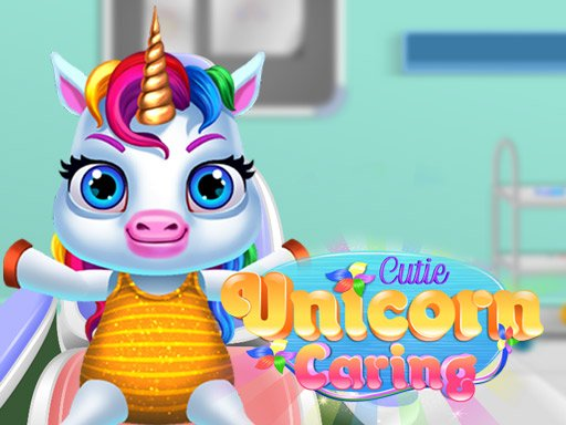 Play Cutie Unicorn Care Online