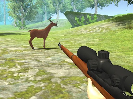 Play Deer Hunter 3D Online